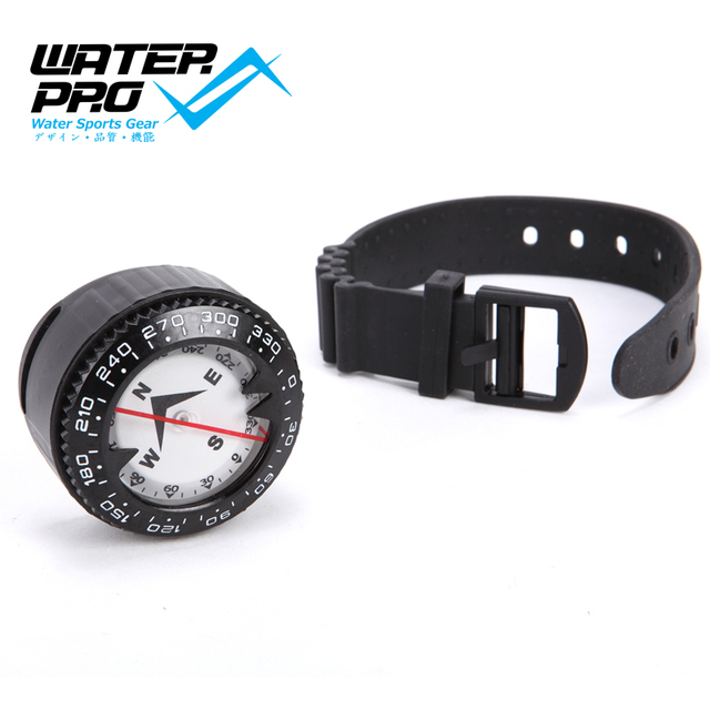 Water Pro Wrist compass For Deep Diving ,Diving Equipment