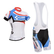 2016 Brand Pro Team Cube Cycling Jersey Ropa Ciclismo Quick-Dry Sports Jersey Cycling Clothing Bike Wear Mtb Jersey