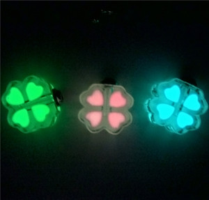 Image 2 - 50 шт., светящиеся в темноте цветы, 16 х17 мм