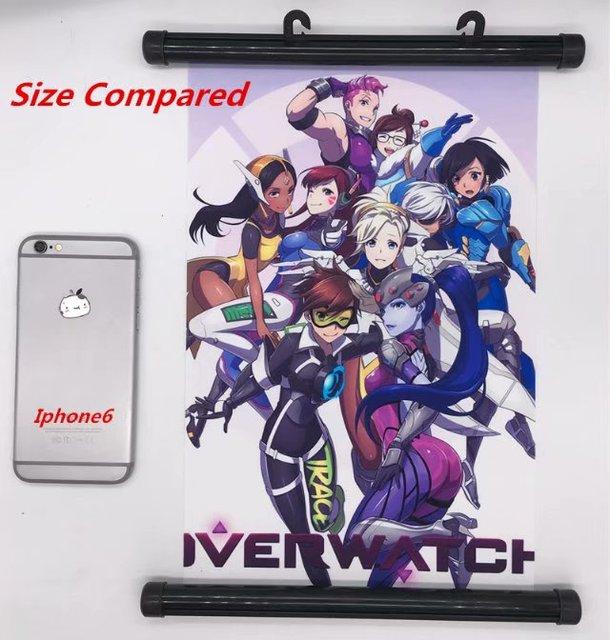 Dragon Ball Anime Manga Wall Poster Scroll B