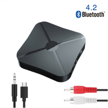 KN319 Bluetooth 4.2 10M Wireless Audio Transmitter Receiver Audio Adap