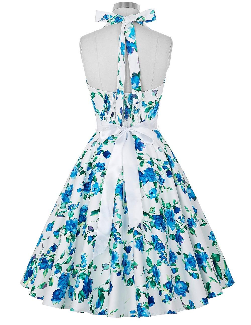 Belle Poque Audrey Hepburn Style Vintage Dresses Summer Plus Size ...