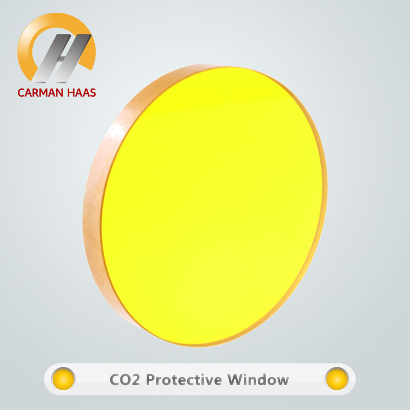 ZnSe Protective Window Lens CO2 Protect Glass 40mm*3mm Custom Made
