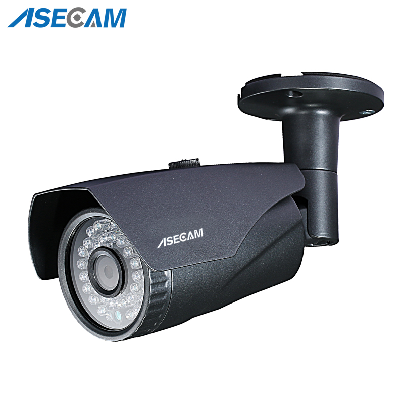 Super H.265 HD 1080 P Macchina Fotografica del IP IMX323 Notturna A Raggi Infrarossi di 48 V POE Grigio Pallottola Esterna di Sicurezza di Rete Onvif Video di sorveglianza P2PSuper H.265 HD 1080 P Macchina Fotografica del IP IMX323 Notturna A Raggi Infrarossi di 48 V POE Grigio Pallottola Esterna di Sicurezza di Rete Onvif Video di sorveglianza P2P
