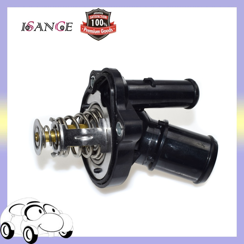 ISANCE Engine Coolant Thermostat Assembly 48708 For Ford Escape Fusion  Transit Connect Ranger Mazda 3 5 6 CX 7 Tribute on Aliexpress.com | Alibaba  Group
