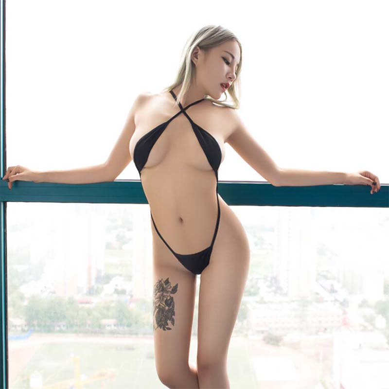 Hot Erotic Sexy Mini Micro Bikini Suit Women Swimwear Set Lingerie Underwear Sexy Party Clubwear