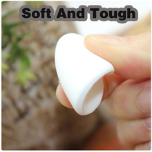 10pcs Set Door Stopper Baby Safety Silicone Security Supplies To Prevent Children From Being Damaged Child