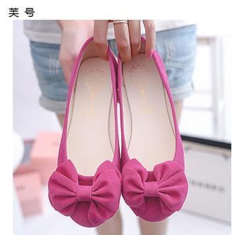 Korean Spring Summer Women Flat Shoes Chaussures de 10 Zapatillas Pink Ladies Single Work Shoes Sweet Casual Flat Women Shoes
