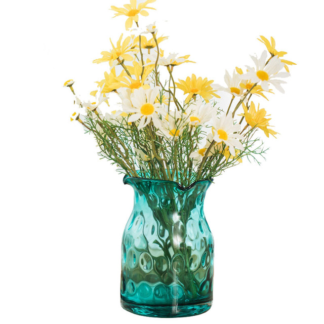 Transparent Glass Vase Flower Ornaments Plant Tabletop Flower Vase Simple Colorful Diverse Vases Elegant Home Decor  sc 1 st  AliExpress & Transparent Glass Vase Flower Ornaments Plant Tabletop Flower Vase ...