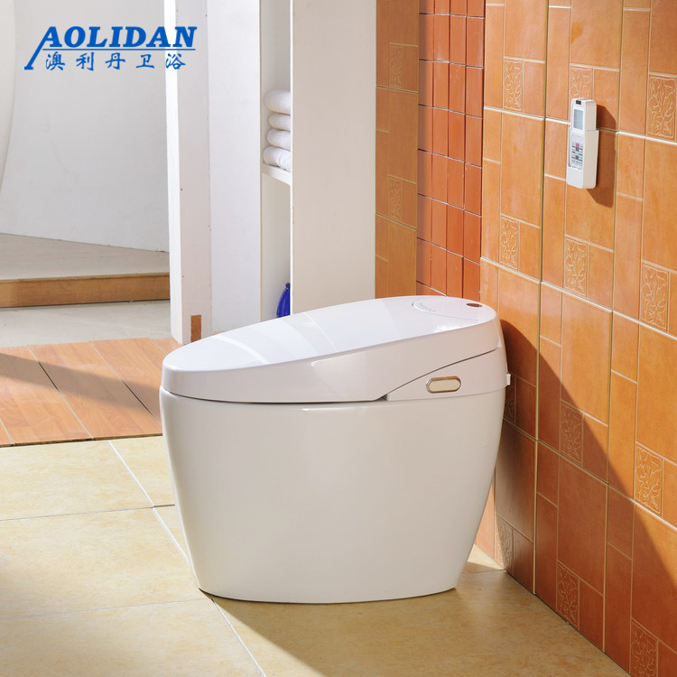 sifone sciacquone bacino led tipo caldo per wc intelligente bagno senza serbatoio dellacqua pu