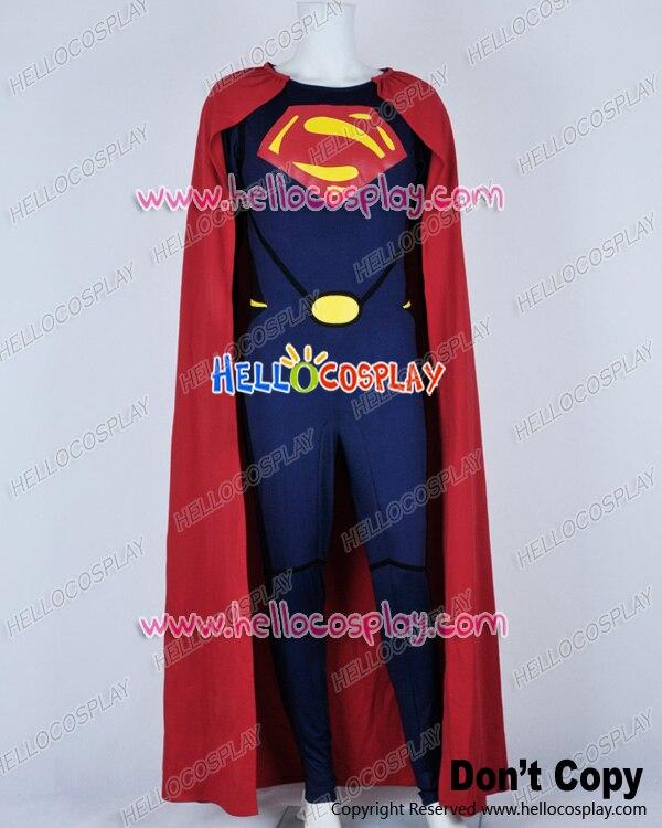 New <font><b>Superman</b></font> <font><b>Man</b></font> <font><b>Of</b></font> <font><b>Steel</b></font> Cosplay <font><b>Movie</b></font> <font><b>Masters</b></font> <font><b>Superman</b></font> Costume H008
