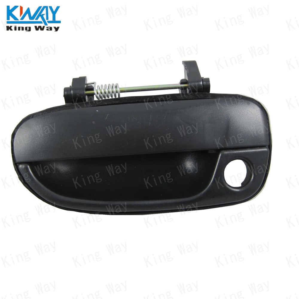 2 PCS NEW OUTSIDE DOOR HANDLE For 95-99 HYUNDAI Accent FRONT LEFT RIGHT
