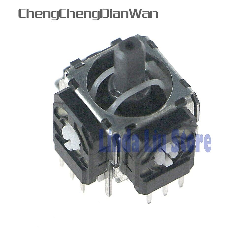 ChengChengDianWan オリジナル 3D アナログサムスティックセンサモジュールジョイスティック軸 3D ジョイスティックポテンショメータため PS4 コントローラ 50 個  グループ上の 家電製品 からの 交換部品 & アクセサリー の中 1