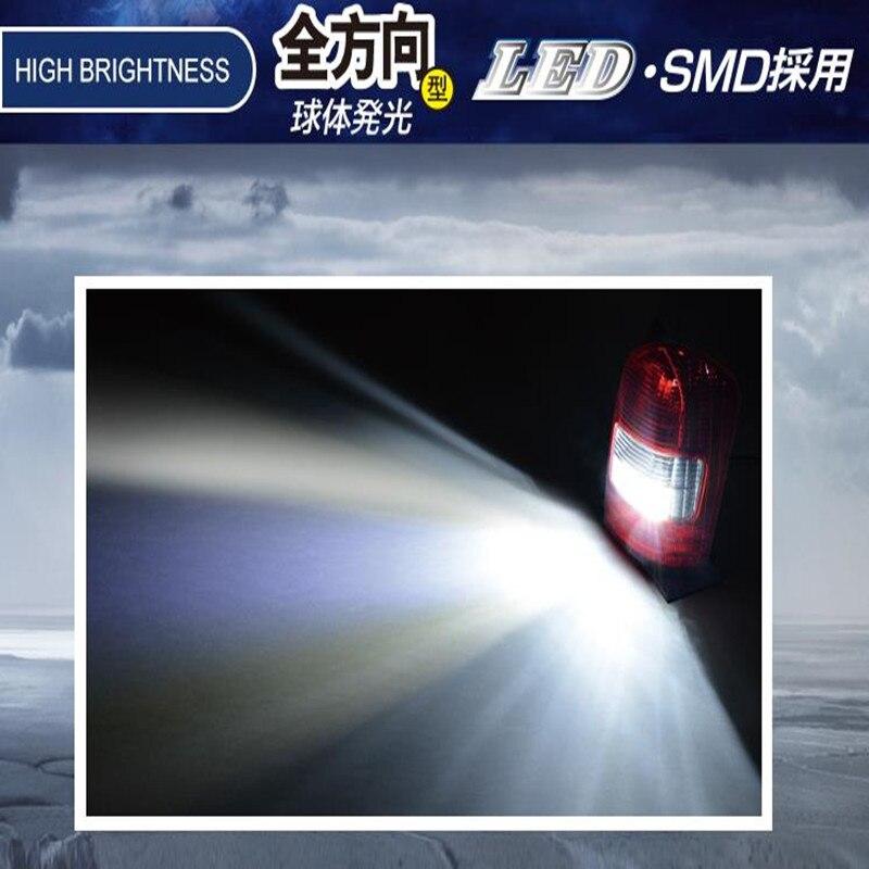 Ən yeni T16 LED tərs işıqlar Avtomobil avtomobillərinin - Avtomobil işıqları - Fotoqrafiya 2
