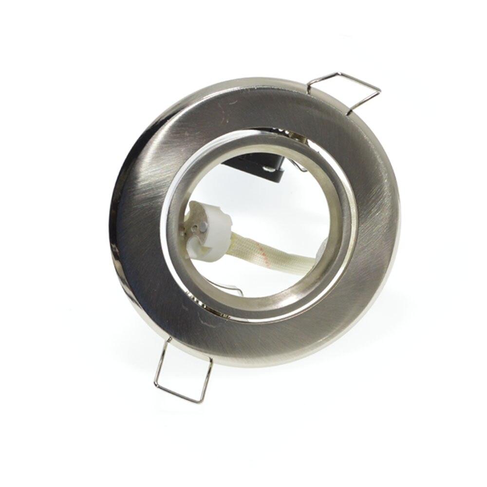 ᐃ4 Pack ECOG halógenos montaje mr16 luz del punto marco para ...