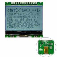 3.3 V 12864G-086-P Modulo A Matrice di punti 12864 Dispaly LCD Module con Retroilluminazione COG