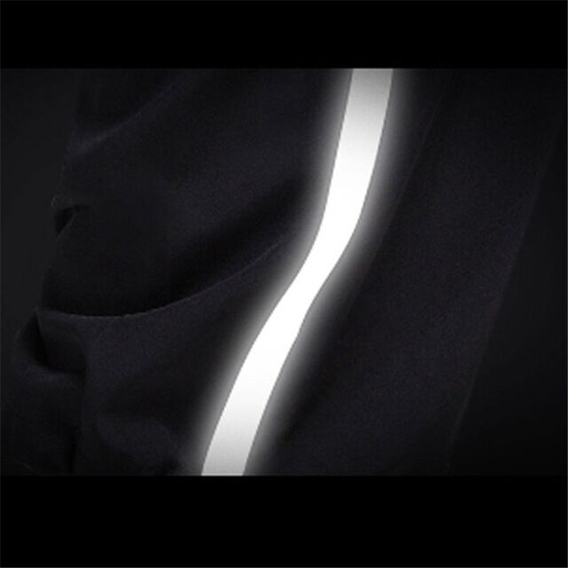 Men Running Pants Gym Fitness Sports Legging Jogger Basketball Training Workout Running Trousers Sportswear Reflective  4
