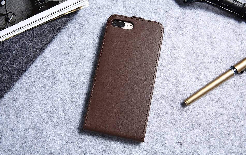 Genuine Leather Case For Iphone 7Plus Iphone 7 Cases Cover 1 (12)