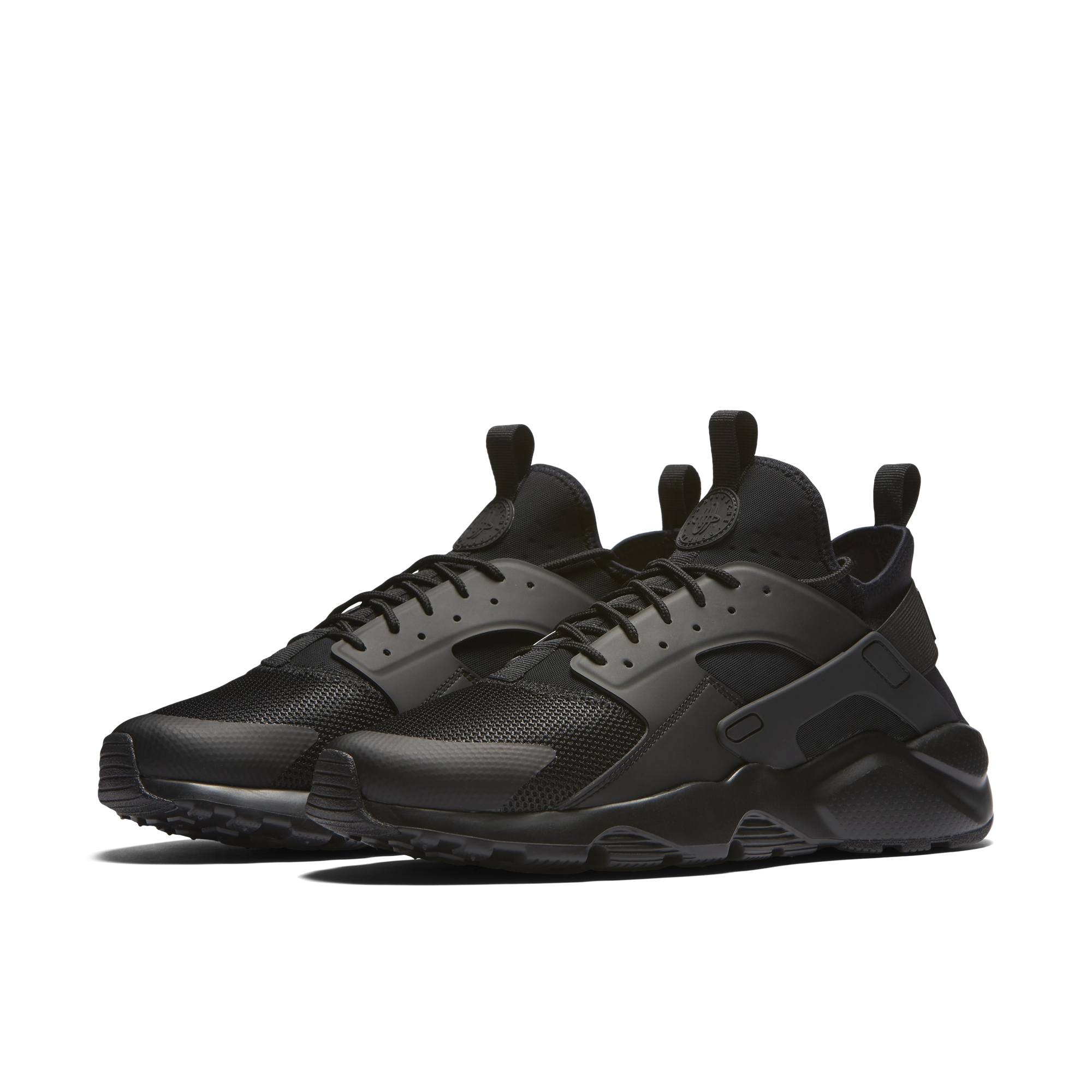 on sale ca9fd e8d4e US $55.33 43% OFF|Original Official NIKE AIR HUARACHE RUN ULTRA Men's  Running Shoes Sneakers 819685 Outdoor Ultra Boost Athletic Durable  819685-in ...