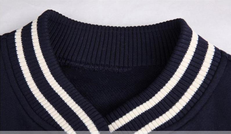 HTB1sw5WXdfvK1RjSspfq6zzXFXaV Women Baseball Jacket Casacos Femininos Preppy College Jackets Bomber Jacket 2018 New Autumn Winter Coats Basic Outwear XXL