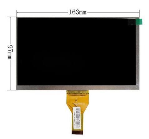 7 Inch For Irbis TX24/TX50/TX69/TX33/TX70/TX21/TX22/TX49/TX47/TX34/TX37/TX77/TX18 Sim-Lock 3G Tablet Lcd Display Screen Matrix