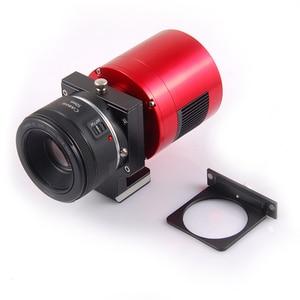 Астрономический ящик для фильтра камеры для объектива Canon / Nikon до QHY163M/C, ZWO071 и т. Д.