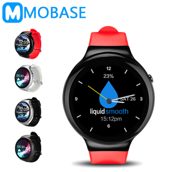 Makibes I4 BT4.0 3G Smart Watch Phone Android 5.1 MTK6580 1G/16G Heart Rate Monitor GPS/WiFi Smrat Band Support for Google Play