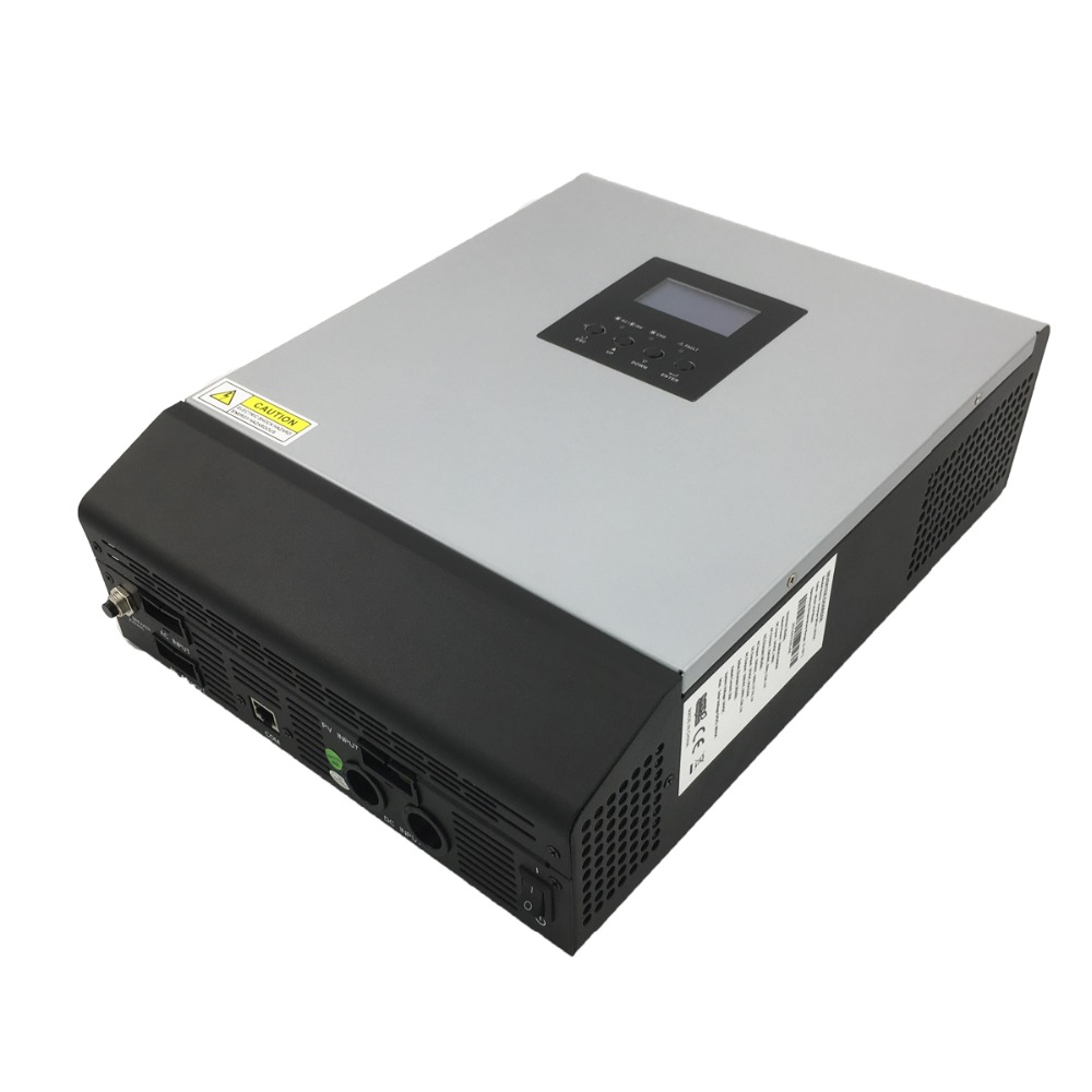 Image 5 - 5000VA /3000VA Hybrid Pure Sine wave Inverter with AC Charger+MPPT / PWMSolar Controller DC 48V to AC 220V/230V/240V 5000W-in Inverters & Converters from Home Improvement