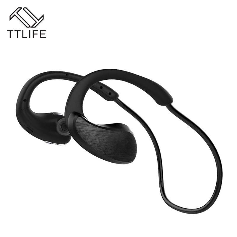 TTLIFE Bluetooth headset NFC HiFI Waterproof Wireless 4.1 sport Music bluetooth Earphone headphones with Mic for Phone xiaomi