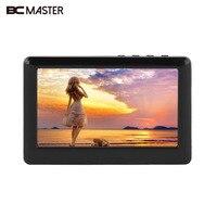 BCMaster 8 GB 4.3 cal Ekran Dotykowy MP4 MP5 Odtwarzacz Multimedialny Wideo Wsparcia Karty TF Radio FM E-Book