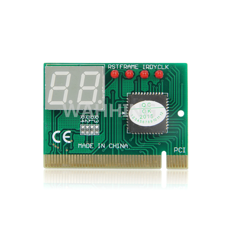 Купить Pc Pci Diagnostic Card Motherboard Analyzer Tester Post Analyzer Checker Computer Power On Self Test Card Hy1101