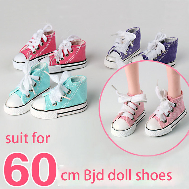 504d813454f12 US $2.78 35% OFF|TAORISFUN Shoes For 60cm Bjd Dolls Large Peluca Rapunzel  sport shoes Accessories Toy for girl large fashion doll Boneca Princess-in  ...