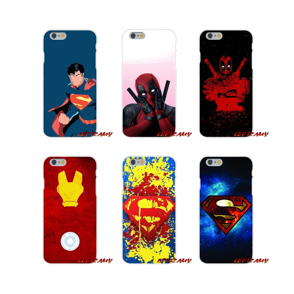 SuperMan Iron Man Deadpool For Samsung Galaxy A3 A5 A7 J1 J2 J3 J5 J7 2015