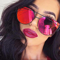 Cateye Sunglasses Women Or Men 2016 Hot Sale Celebrity Women Luxury Brand Sunglasses Driving Sun Glasses Lunette Femme Sunglases