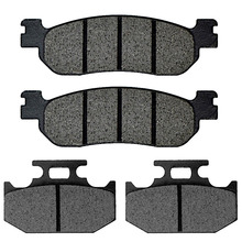 For Yamaha XT250 X 5C1 XT250X 2006 2007 2008 XT 250 X/Y/Z/A 2008 2009 2010 2011 2012 2013 Motorcycle Brake Pads Front Rear