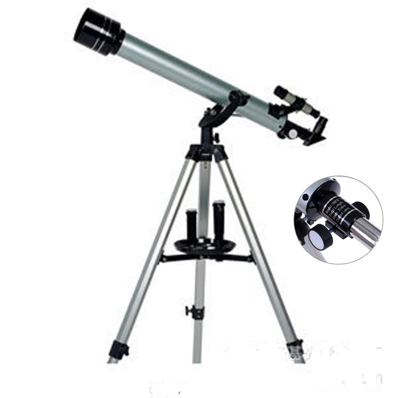 hunting HD Astronomical telescope Refractor Type Space telescope / Portable tripod for children student gift sharpstar 400f5 6 72ed refractor astronomical telescope