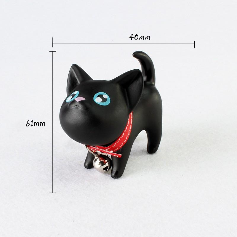 Cute Vinyl Cat Keychain