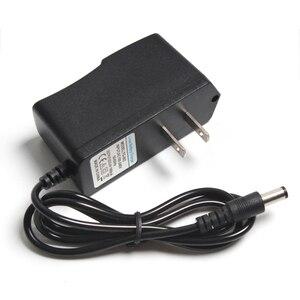 Image 5 - Cargador de batería de litio 8,4 V 1A, 7,4 V 1A, enchufe estadounidense, 110 220V, cargador de batería de litio CC 5,5*2,1 MM
