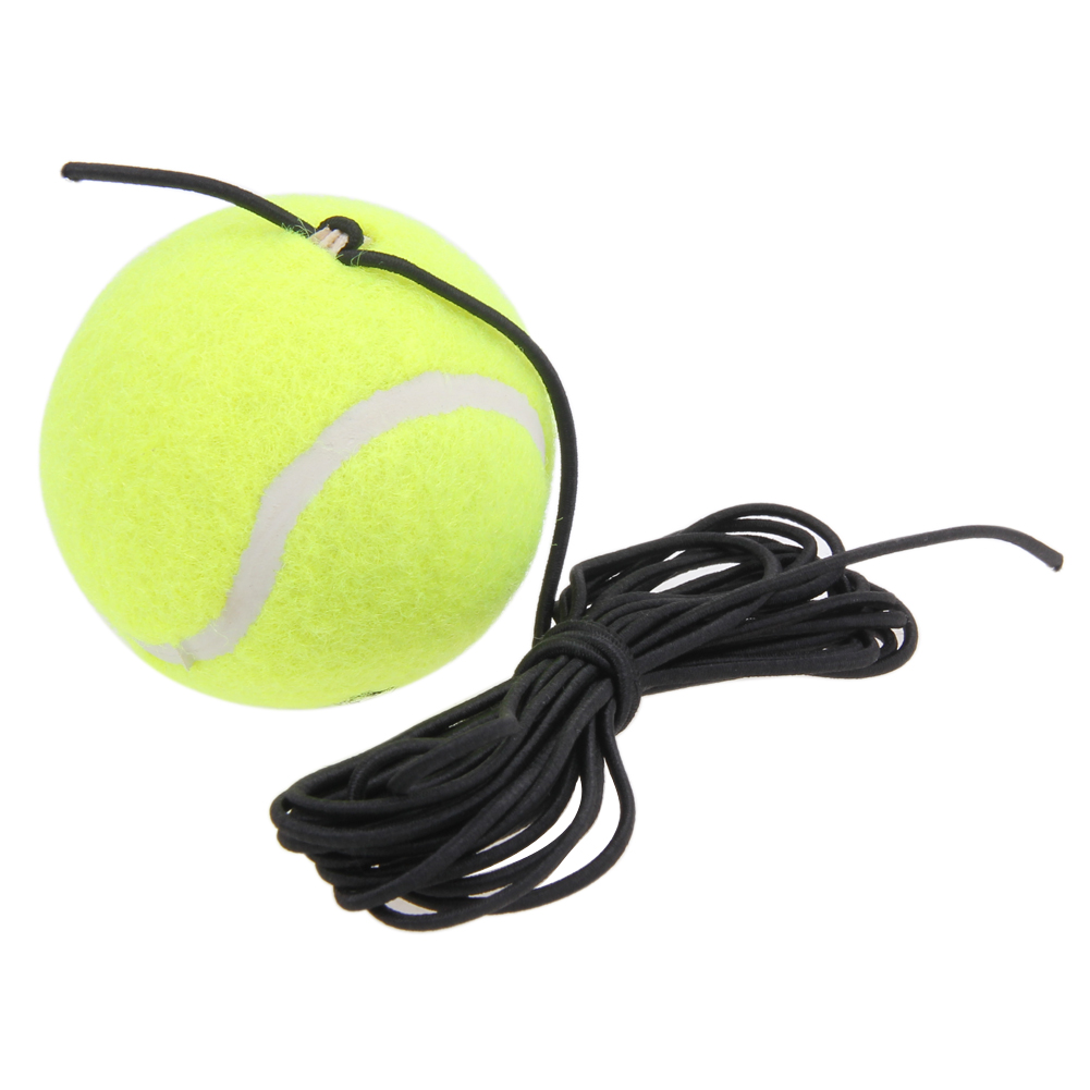 Tennis Training Tool Oefening Tennisbal Zelfstudie Rebound - Sportrackets - Foto 5