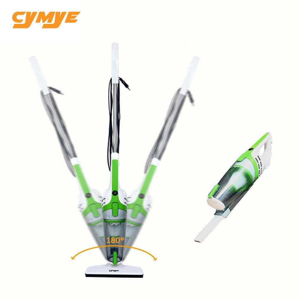Cymye Aspirapolvere Ultra Silenzioso Forza KB01-E06 Mini Per Uso Domestico Asta di Mano Portatile Collettore di Polveri Aspiratore