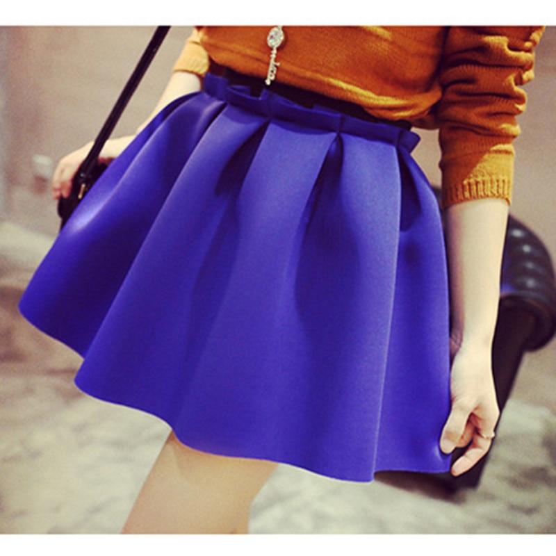 Мини юбка и нейлон