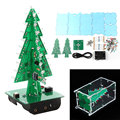 Christmas Tree holiday lights LED Flash Kit With Transparent Cover DIY Electronic Kit
