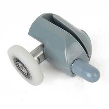 25 мм диаметр колеса для ванной нижний ролик Замена для душевой для стеклянной двери 1 шт. модный бренд