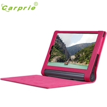 CARPRIE Leather Case Stand Cover for 10.1 Lenovo Yoga Tab 3 Pro 2015 Tablet Feb8 MotherLander