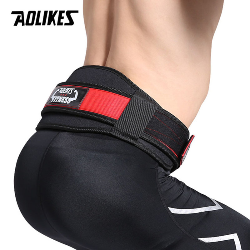 Weightlifting Squat Training Lumbar Support Band Sport Powerlifting Belt Fitness Gym Back Waist Protector For Men Woman's Girdle цена 2017