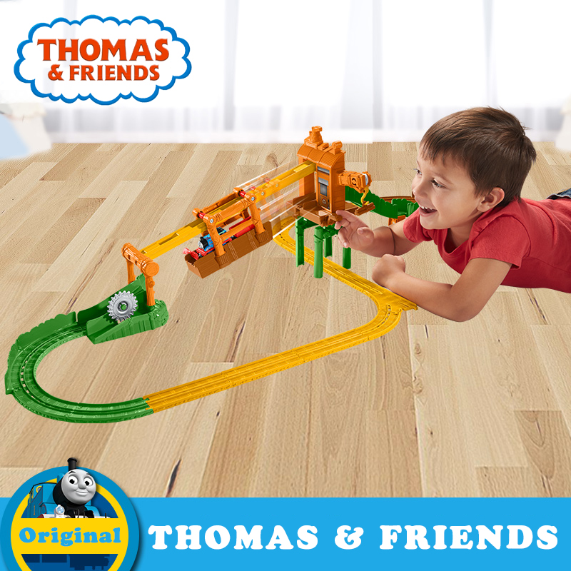 Genuine Thomas and Friends Transport Diecast Matel Train Car Model Toy Collection Building Thomas Track Toy For Children DGC12