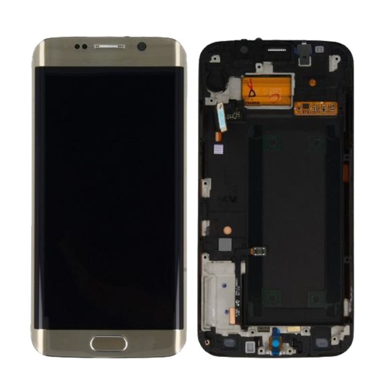 Full LCD For Samsung Galaxy S6 Edge Plus G928 G928F LCD Display With Touch Screen Digitizer Assembly + Frame Free ShippingFull LCD For Samsung Galaxy S6 Edge Plus G928 G928F LCD Display With Touch Screen Digitizer Assembly + Frame Free Shipping