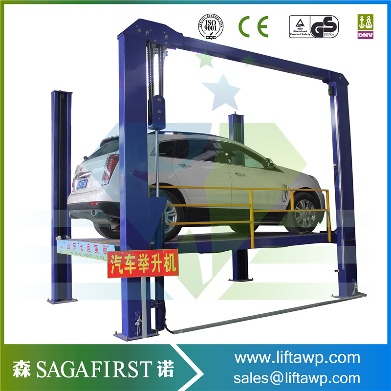 2 Two Post High Quality Stable Cheap Auto Lift