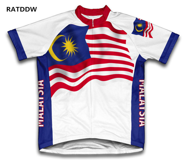 Malaysia Flag Cycling Jersey For Men and Women Mountain Bike Cycling  Clothing Cycle Cycling Clothing Ropa Ciclismo 26afb4d05