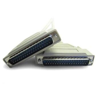 Высококачественный кабель DB37 37 штыревой разъем папа-папа кабель для передачи данных последовательный порт расширенный кабель для передачи...